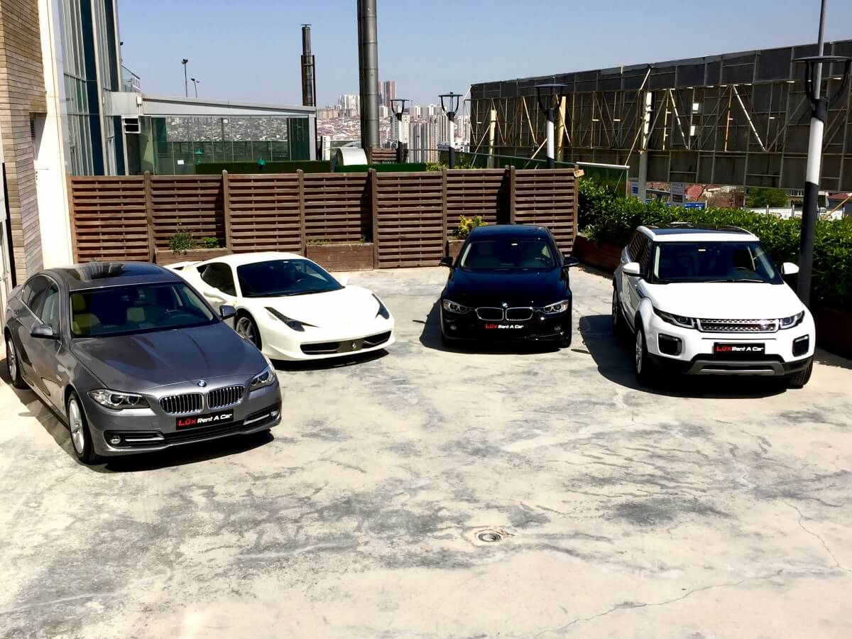 İSTANBUL AİRPORT LUX CAR RENTAL
